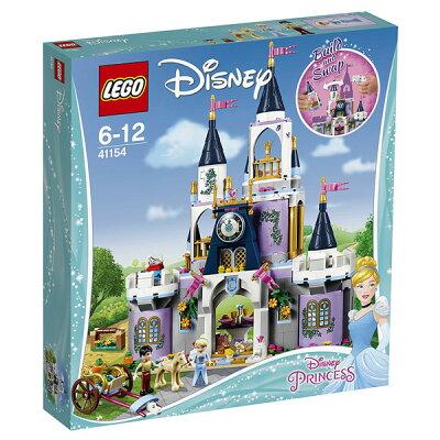 ディズニー シンデレラのお城のレゴ