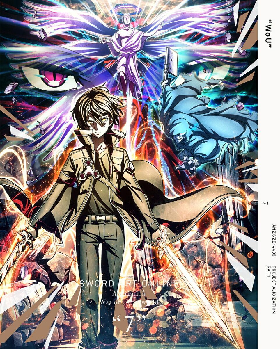 ソードアート・オンライン アリシゼーション War of Underworld 7(完全生産限定版)