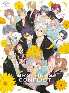 BROTHERS CONFLICT DVD BOX画像