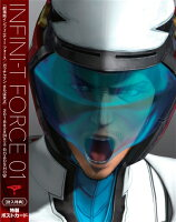 Infini-T Force 1【Blu-ray】