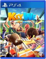【特典】KeyWe-キーウィー PS4版(【初回購入外付特典】レターセット)