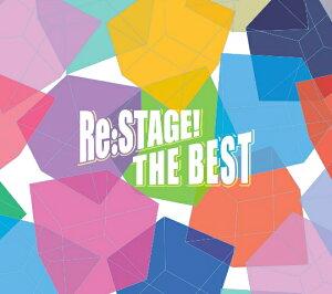 【先着特典】Re:STAGE! THE BEST(「Re:STAGE! THE BEST」ステッカー)