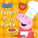 Peppa's Pizza Party PEPPA PIG PEPPAS PIZZA PARTY (Peppa Pig) [ Rebecca Potters ]