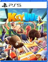 【特典】KeyWe-キーウィー PS5版(【初回購入外付特典】レターセット)