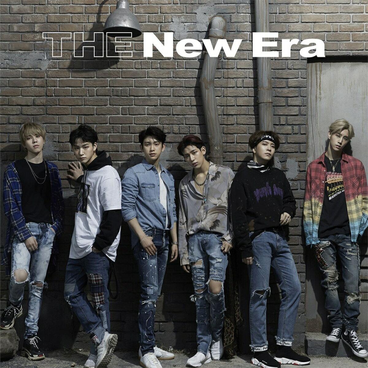 邦楽, ロック・ポップス THE New Era (B CDDVD)JB GOT7