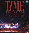 【送料無料】東方神起 LIVE TOUR 2013 〜TIME〜 FINAL in NISSAN STADIUM 【Blu-ray】 [ 東方神...