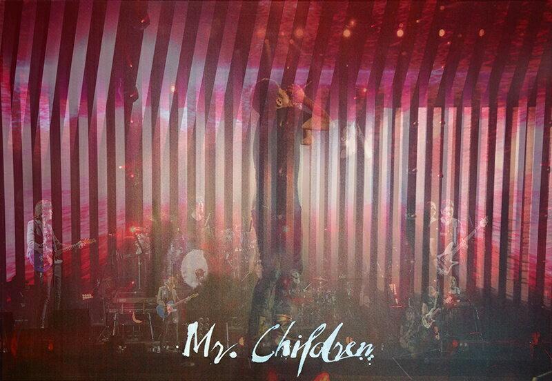 Mr.Children Tour 2018-19 重力と呼吸【Blu-ray】