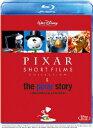 ピクサー・ショート・フィルム&ピクサー・ストーリー 完全保存版【Blu-ray】  【Disneyz