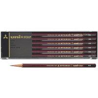 鉛筆 ユニスター HB