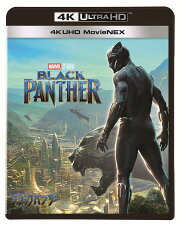 ブラックパンサー 4K UHD MovieNEX【4K ULTRA HD】