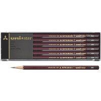 鉛筆 ユニスター 2B