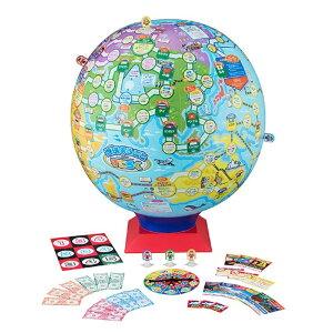 【日本おもちゃ大賞2017 コミュニケーション・トイ部門大賞】<br />地球まるごとすごろく
