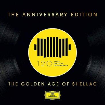 【輸入盤】ドイツ・グラモフォン120周年アニヴァーサリー・エディション〜シェラック盤の黄金期 [ Classical ]