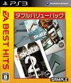 EA BEST HITS ダブルバリューパック スケート2※日本語版+スケート3※英語版の画像