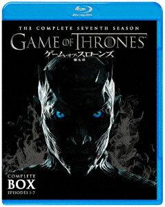 ゲーム・オブ・スローンズ 第七章:氷と炎の歌 コンプリート・セット【Blu-ray】画像