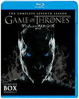 ゲーム・オブ・スローンズ 第七章:氷と炎の歌 コンプリート・セット【Blu-ray】