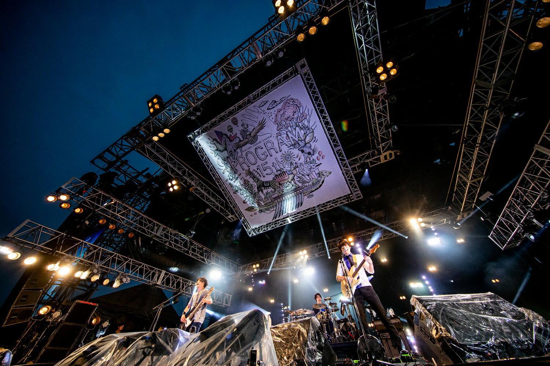 UNISON SQUARE GARDEN 15th Anniversary Live『プログラム15th』at Osaka Maishima 2019.07.27(Blu-ray初回限定盤)【Blu-ray】