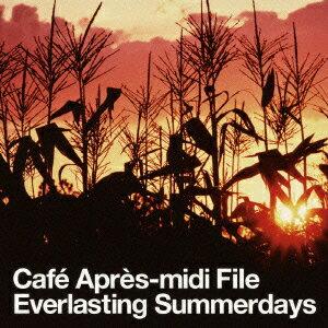 Cafe Apres-midi File Everlasting Summerdays Endless Summernights画像