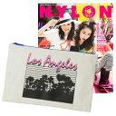 NYLON JAPAN PREMIUM BOX Vol.16(American Apparelポーチ付き/ホワイト)