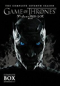 ゲーム・オブ・スローンズ 第七章:氷と炎の歌 DVDセット画像