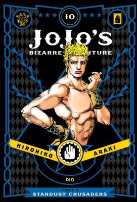 洋書, FAMILY LIFE & COMICS Jojos Bizarre Adventure: Part 3--Stardust Crusaders, Vol. 10, 10 JOJOS BIZARRE ADV PART 3--STAR Jojos Bizarre Adventure: Part 3--Stardu Hirohiko Araki