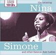【輸入盤】Amazing Nina Simone & Other Famous Jazz (10CD) [ Nina Simone ]