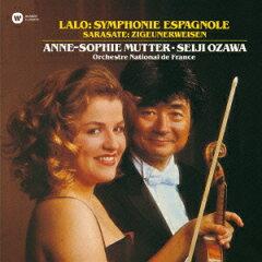 ラロ:スペイン交響曲 作品21(アンネ・ゾフィー・ムター)