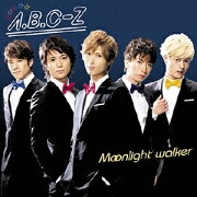 Moonlight walker (初回限定盤B CD+DVD)