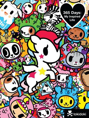 Tokidoki 365 Days: My Inspired Life画像