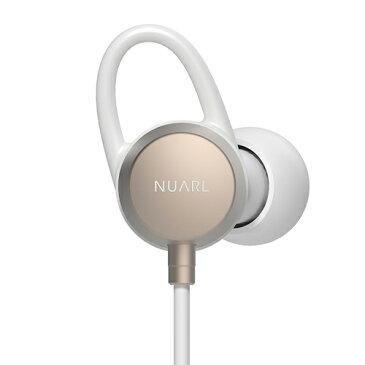 NUARL ワイヤレスステレオイヤホン NB20C-CG シャンパンゴールド【数量限定カラー】