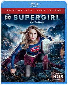 SUPERGIRL/スーパーガール<サード>コンプリート・セット(4枚組) Blu-ray  メリッサ・ブノワ