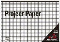 オキナ プロジェクトペーパー A3 10ミリ方眼 50枚 PPA30S