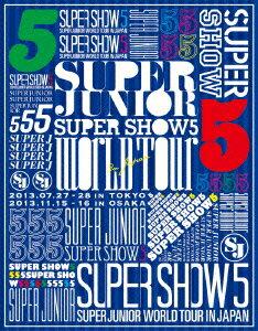 ミュージック, その他 SUPER JUNIOR WORLD TOUR SUPER SHOW5 LIVE in JAPANBlu-ray SUPER JUNIOR