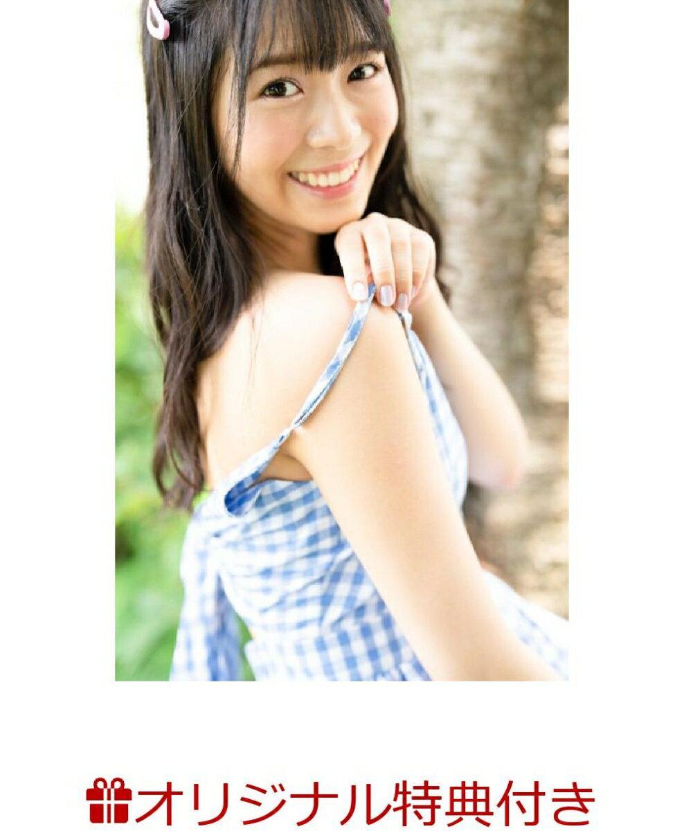 【楽天ブックス限定特典】NMB48 安田桃寧1st写真集(ポストカード)