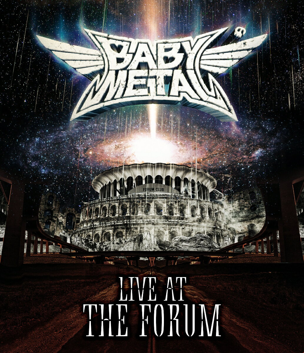 ミュージック, その他 LIVE AT THE FORUMBlu-ray BABYMETAL