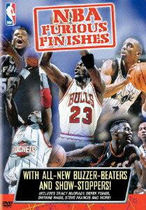 「NBA フューリアス・フィニッシュ 特別版」のパッケージ