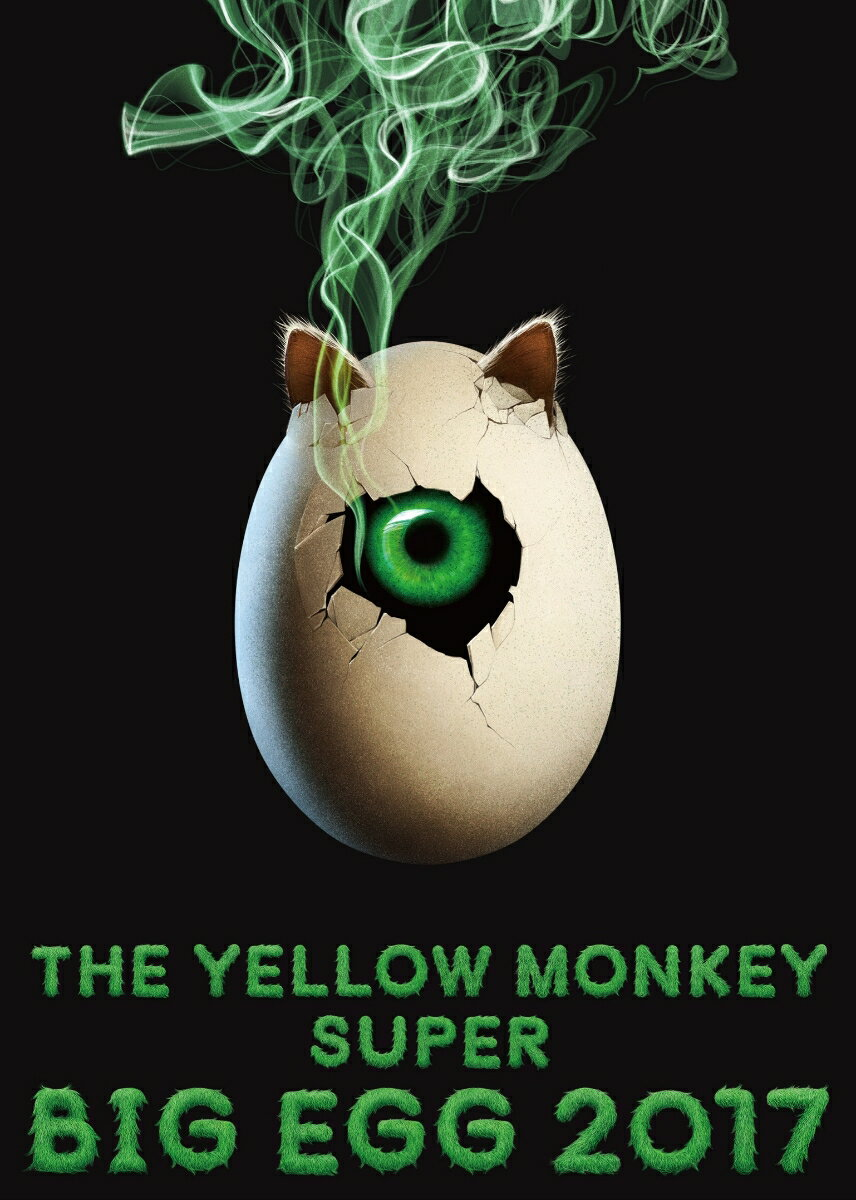 THE YELLOW MONKEY SUPER BIG EGG 2017【Blu-ray】