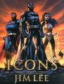 ICONS:DCコミックス&ワイルドストームアート・オブ・ジム・リー