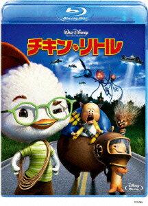 チキン・リトル【Blu-ray】 【Disneyzone】画像