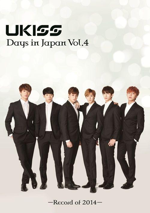 U-KISS Days in Japan Vol.4 -Record of 2014-画像