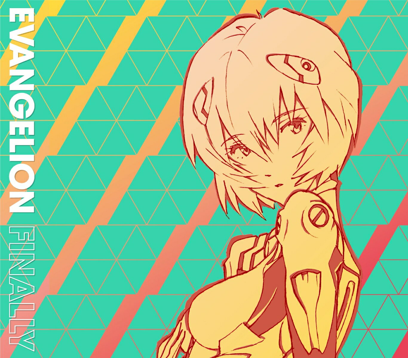 CD, アニメ EVANGELION FINALLY ()