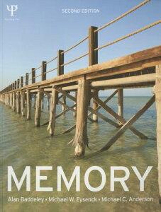 Memory MEMORY 2/E [ Alan Baddeley ]
