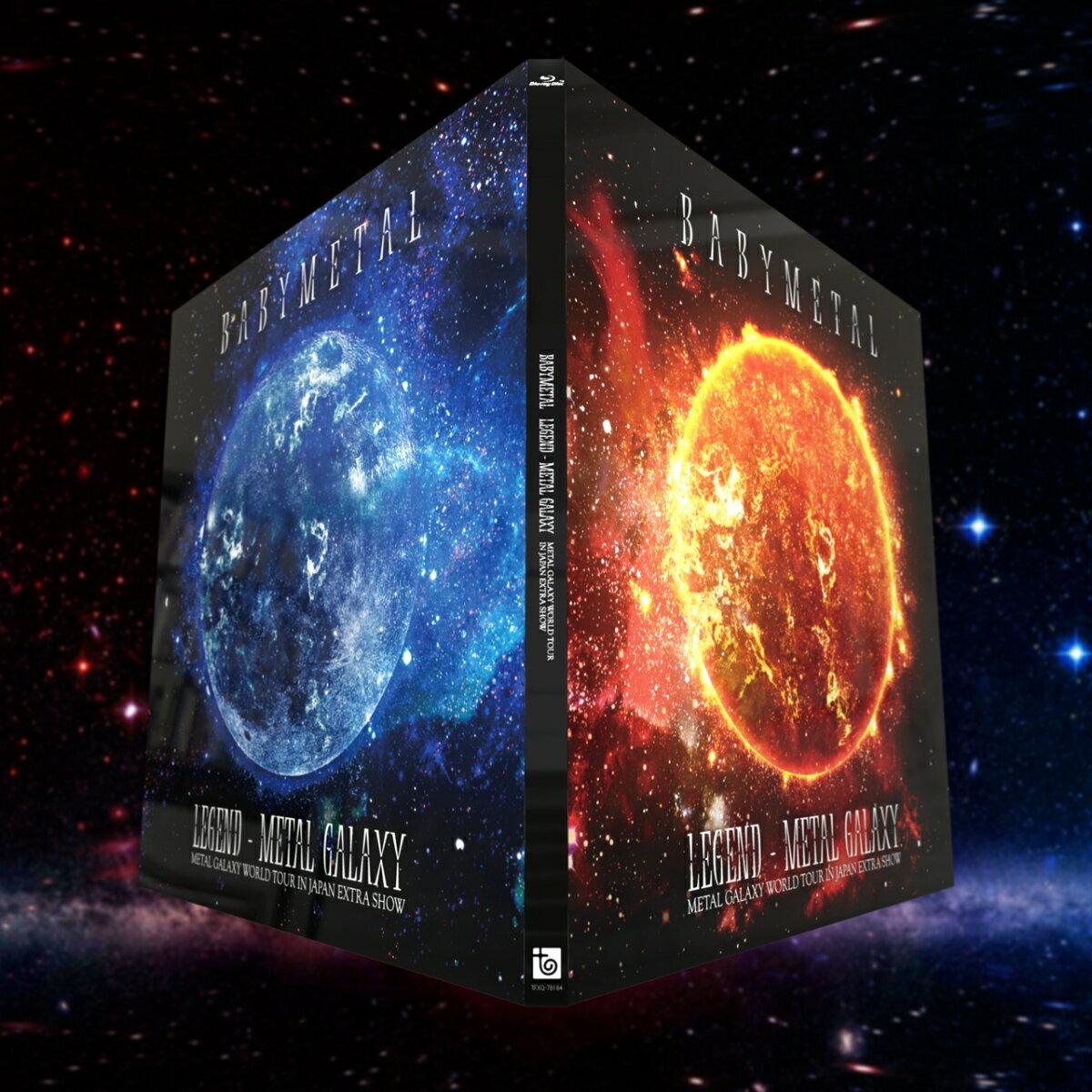 ミュージック, その他 LEGEND - METAL GALAXY (METAL GALAXY WORLD TOUR IN JAPAN EXTRA SHOW) ()Blu-ray BABYMETAL