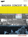 NIAGARA CONCERT '83 (初回限定盤 2CD+DVD) [ 大滝詠一 ]