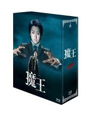 【送料無料】魔王 Blu-ray BOX【Blu-ray】 [ 大野智 ]