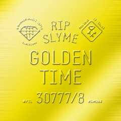 【送料無料】【先着特典:RIP SLYME BLACK CARD】GOLDEN TIME(初回限定CD+DVD) [ RIP SLYME ]