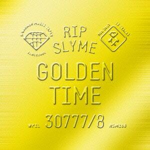 【送料無料】【先着特典:RIP SLYME WHITE CARD】GOLDEN TIME(初回限定CD+DVD) [ RIP SLYME ]