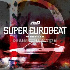 CD, アニメ SUPER EUROBEAT presents D Dream Collection (V.A.)