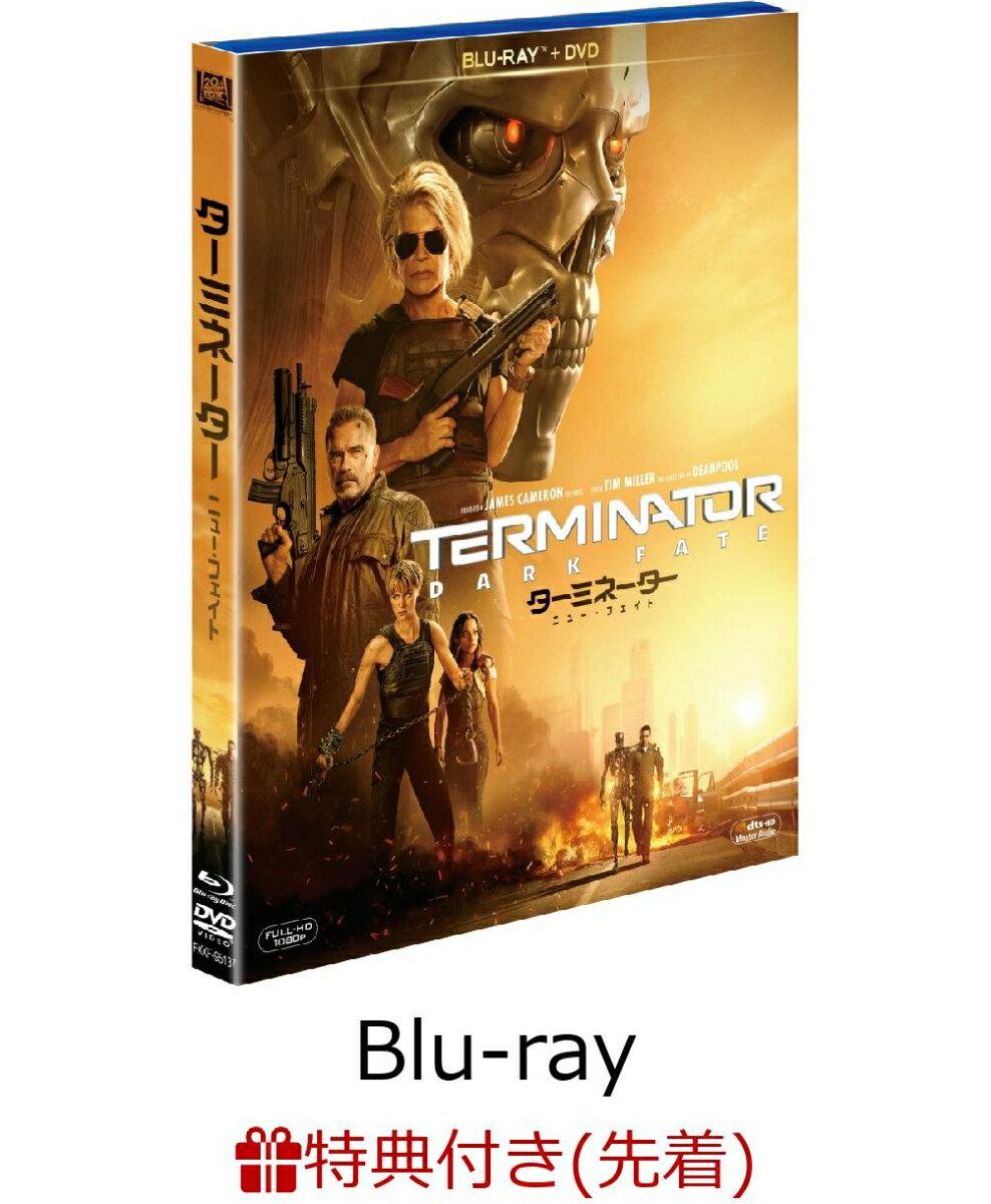 【先着特典】ターミネーター:ニュー・フェイト(特製ステッカー付き)【Blu-ray】