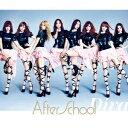 韓国アイドルグループ AFTERSCHOOL(アフタースクール)のシングル曲「Diva 〈Japan Ver.〉」のジャケット写真。